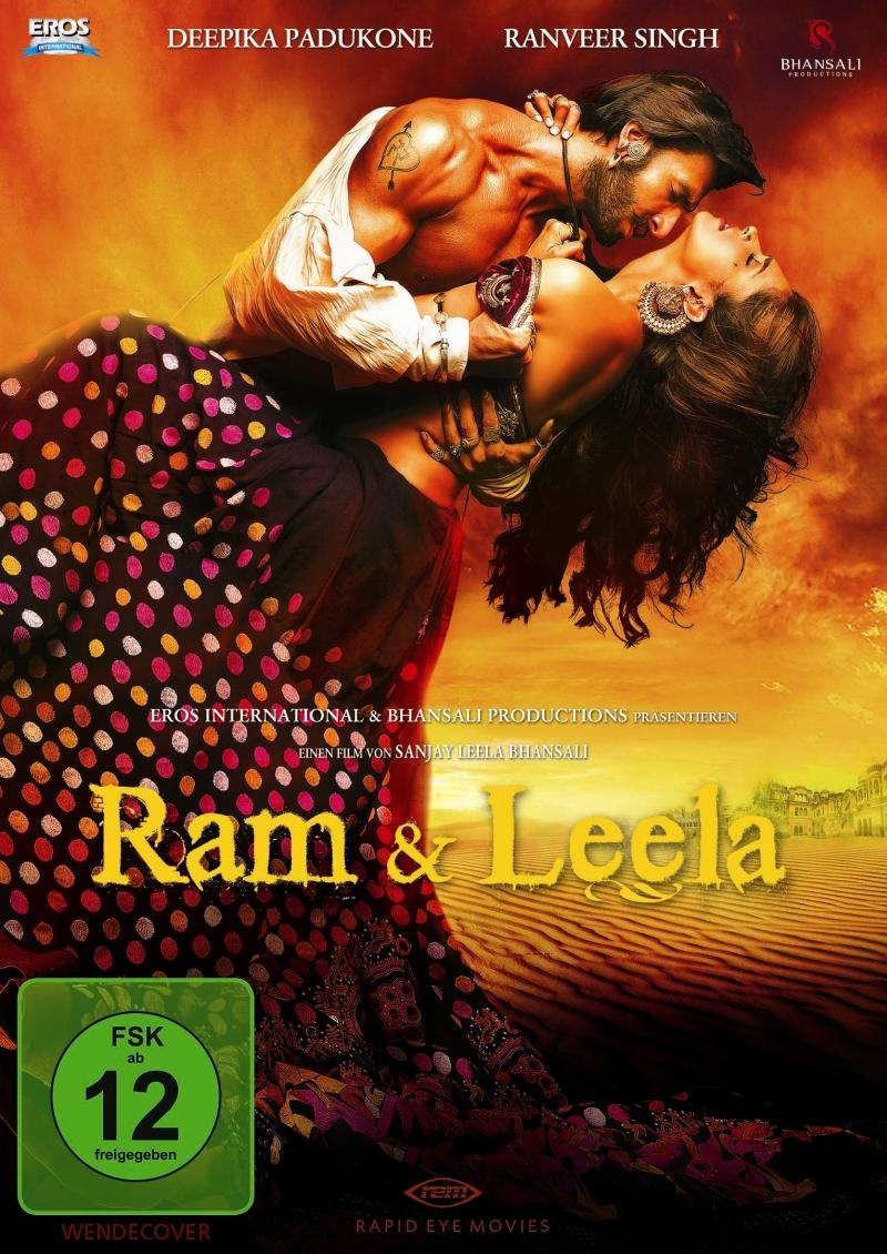 Ram & Leela (Spielfilm, DVD/Blu-Ray)