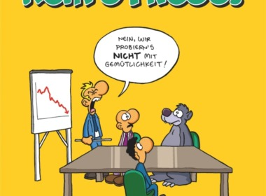 Ruthe - Kein Stress! (Cover © Carlsen)