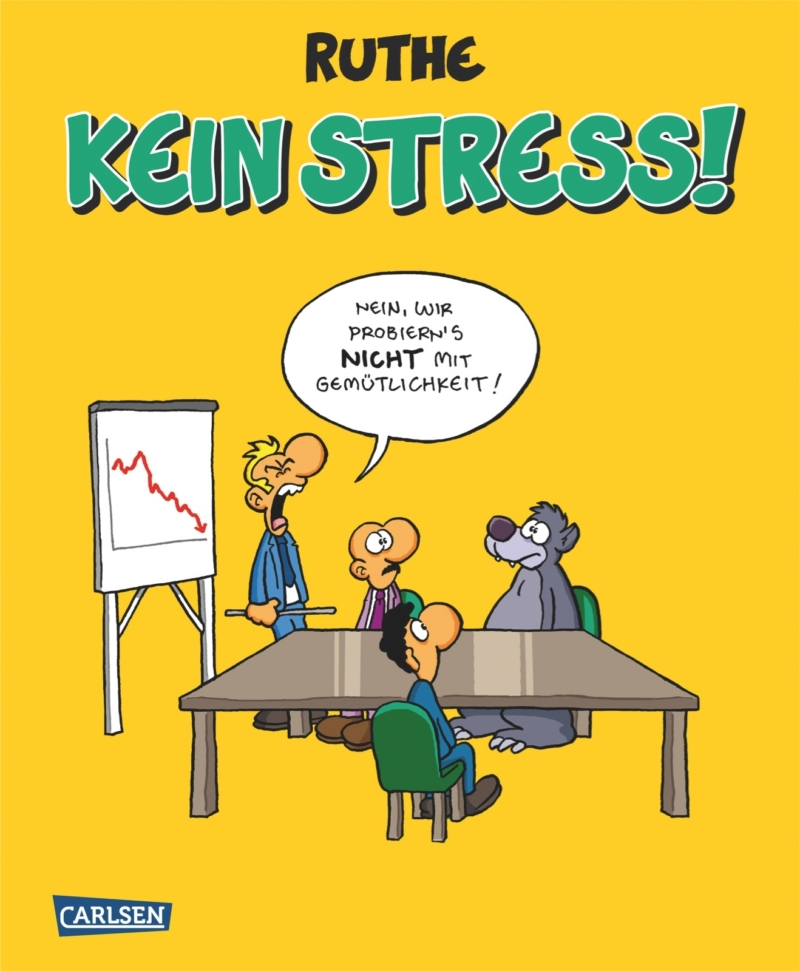 Ruthe – Kein Stress! (Buch)