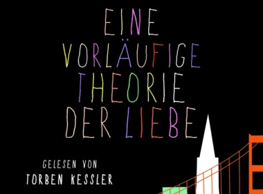 Scott Hutchins - Eine vorläufige Theorie der Liebe (Hörbuch, Cover © Osterwold Audio)