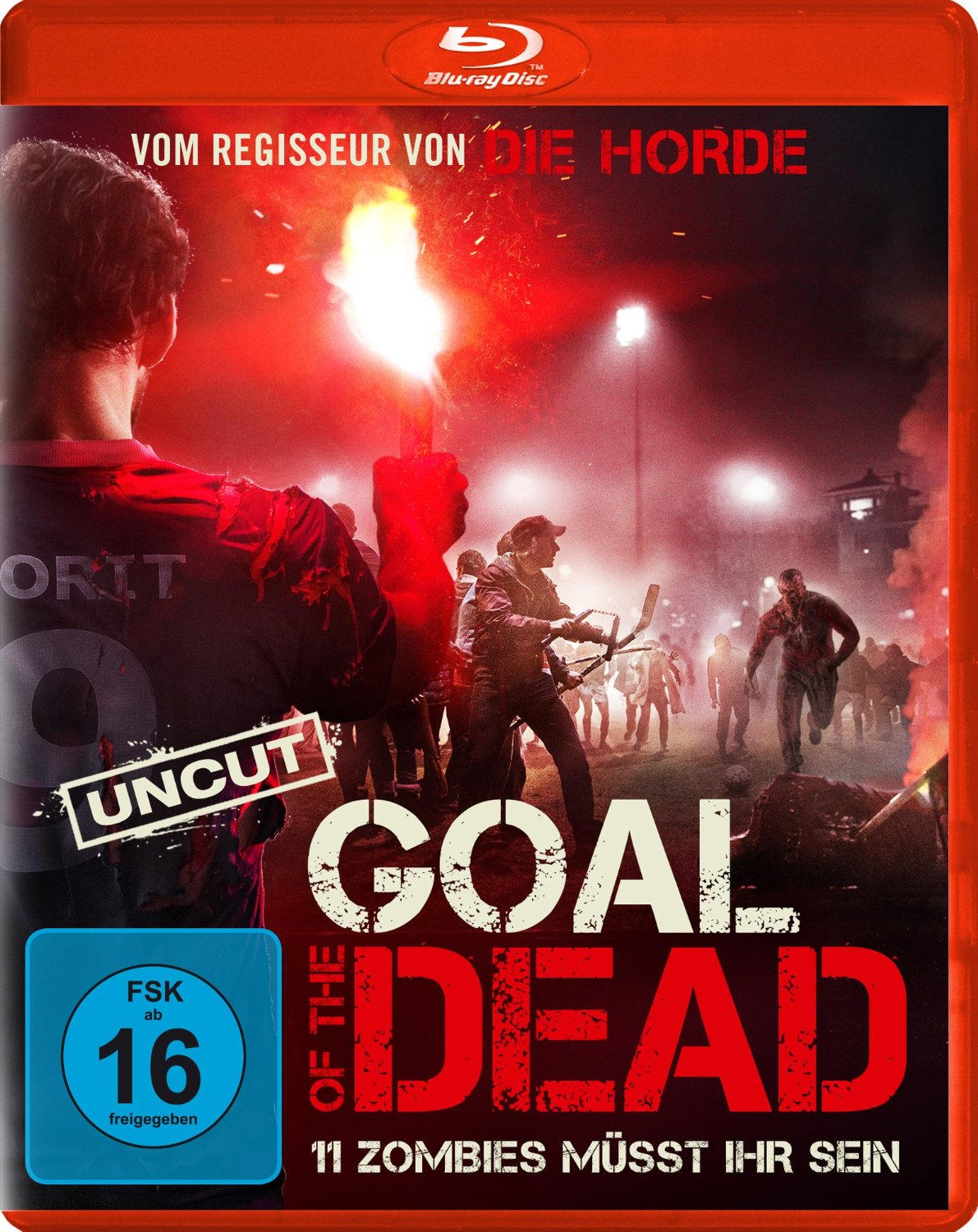 Goal Of The Dead – 11 Zombies müsst ihr sein (Film, DVD/Blu-Ray)