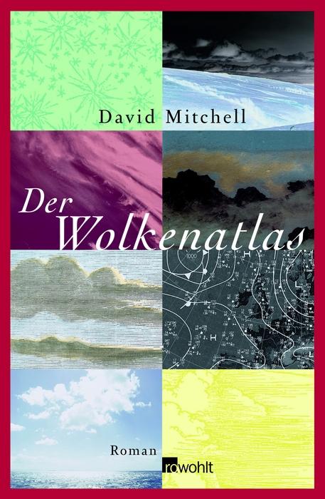 David Mitchell – Der Wolkenatlas (Buch)