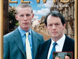 Lewis - Der Oxford-Krimi (Collector's Box 1) Cover © edel Motion/itv