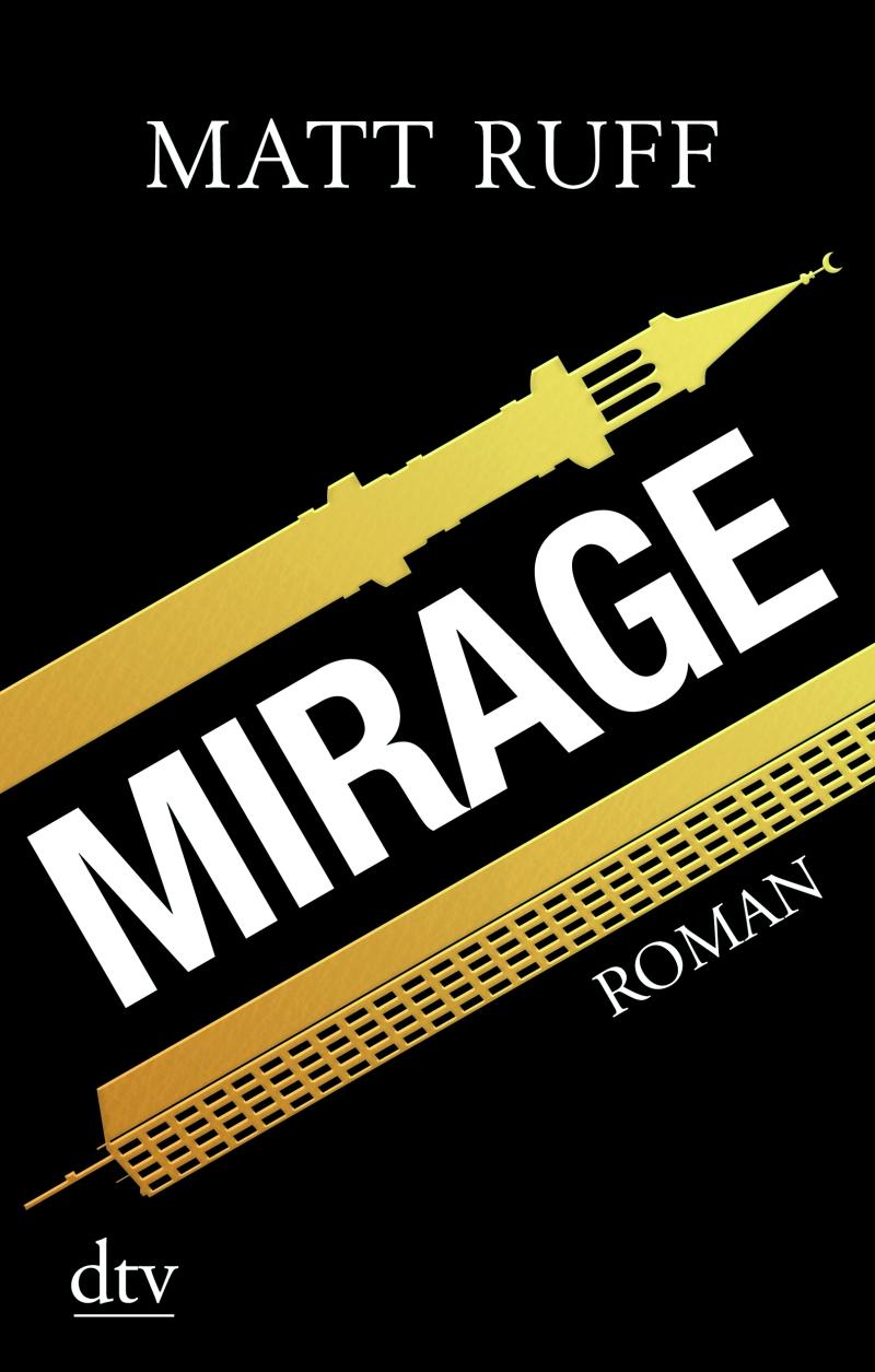 Matt Ruff – Mirage (Buch & Hörbuch)