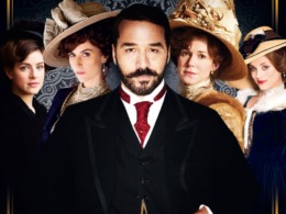Mr. Selfridge - Staffel 1 (DVD Cover © Universal Pictures Home Entertainment)