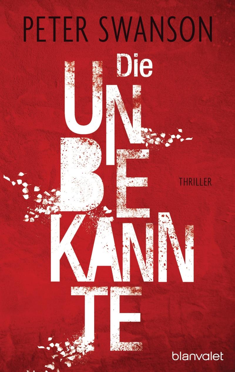 Peter Swanson – Die Unbekannte (Buch)
