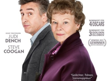 Philomena (Film, DVD/Blu-Ray) Cover © Universum Film