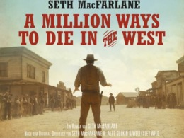 Seth MacFarlane - A Million Ways To Die In The West (Hörbuch, Cover © Lübbe Audio)