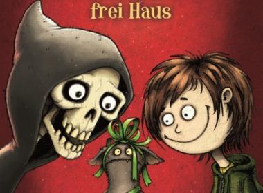 Sonja Kaiblinger - Scary Harry - Fledermaus frei Haus (Cover © Loewe Verlag)