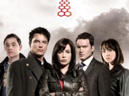 Torchwood - The Ultimate Collection (Box Cover © polyband/BBC)