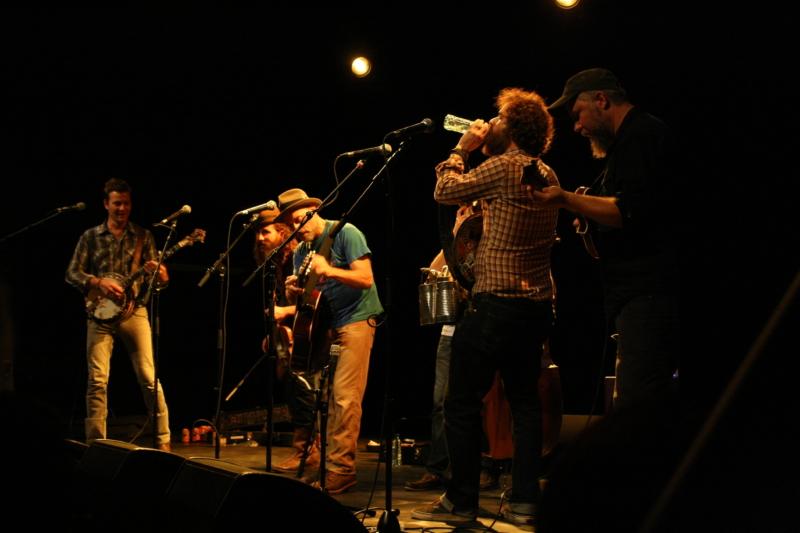 Konzertbericht: Hackensaw Boys & Talisker Four, Doornroosje, Nijmegen, 5. Oktober 2014