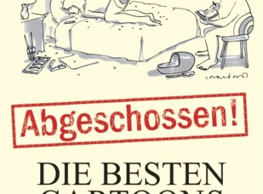 Matthew Diffee - Abgeschossen! (Cover © DuMont)