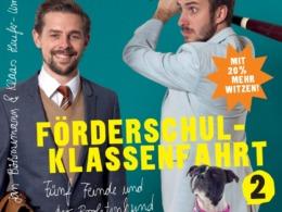 Böhmermann/Heufer-Umlauf - Förderschulklassenfahrt 2 (Cover © ROOF music/tacheles!)