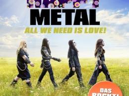 Happy Metal - All We Need Is Love (Cover © Sunfilm/Tiberius Film)