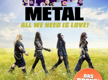 Happy Metal - All We Need Is Love (Cover © Sunfilm/Tiberius Film)