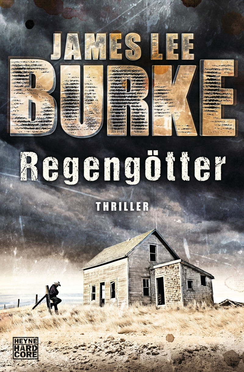 James Lee Burke – Regengötter (Buch)
