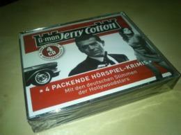 Jerry Cotton Gewinnspiel 1