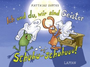 Matthias Sodtke - Nulli und Priesemut #19 Cover © Lappan Verlag