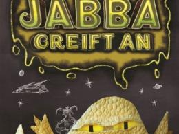 Tom Angleberger - Papp Jabba greift an (Cover © Lübbe/Baumhaus)