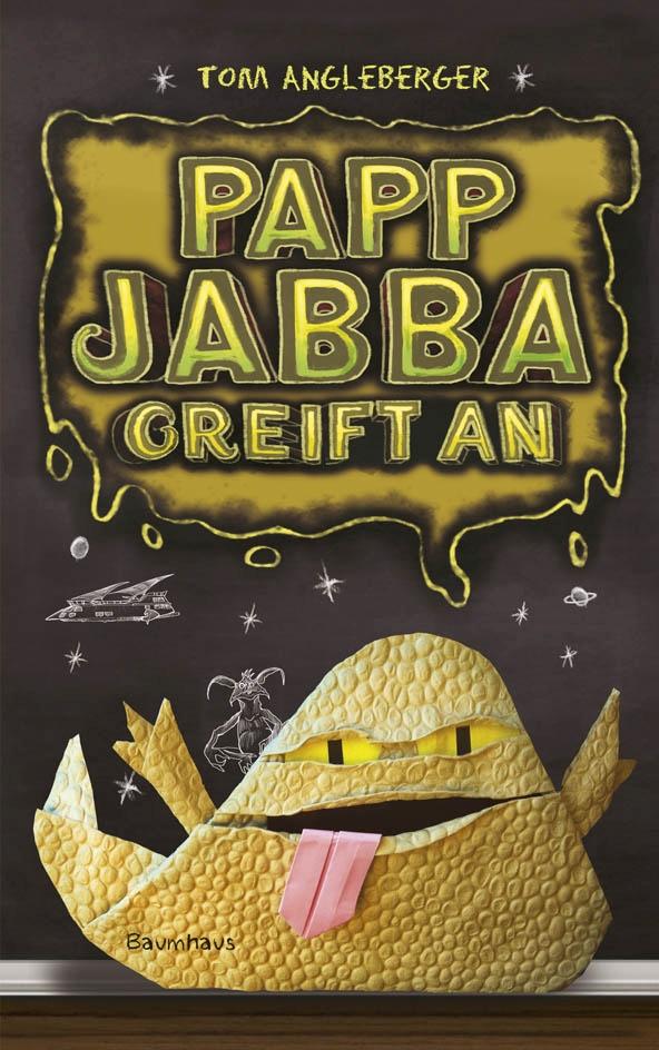 Tom Angleberger – Papp Jabba greift an (Buch)