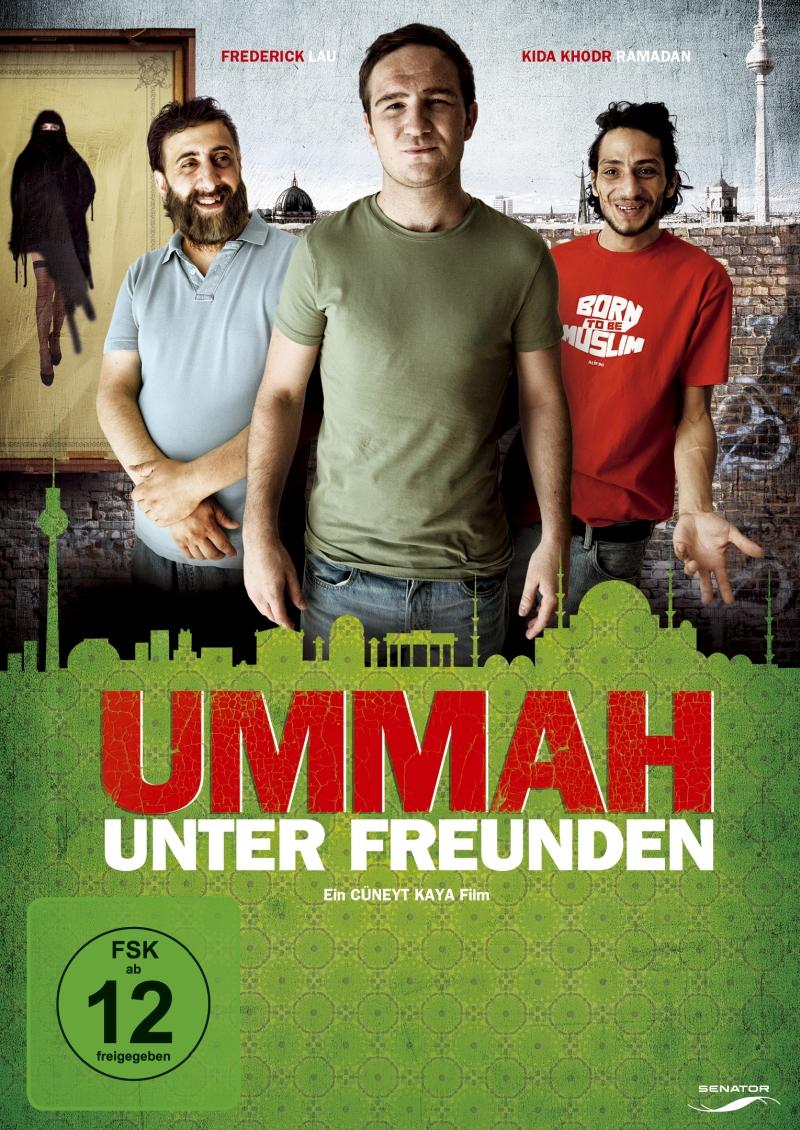 Ummah – Unter Freunden (Spielfilm, DVD/Blu-Ray)