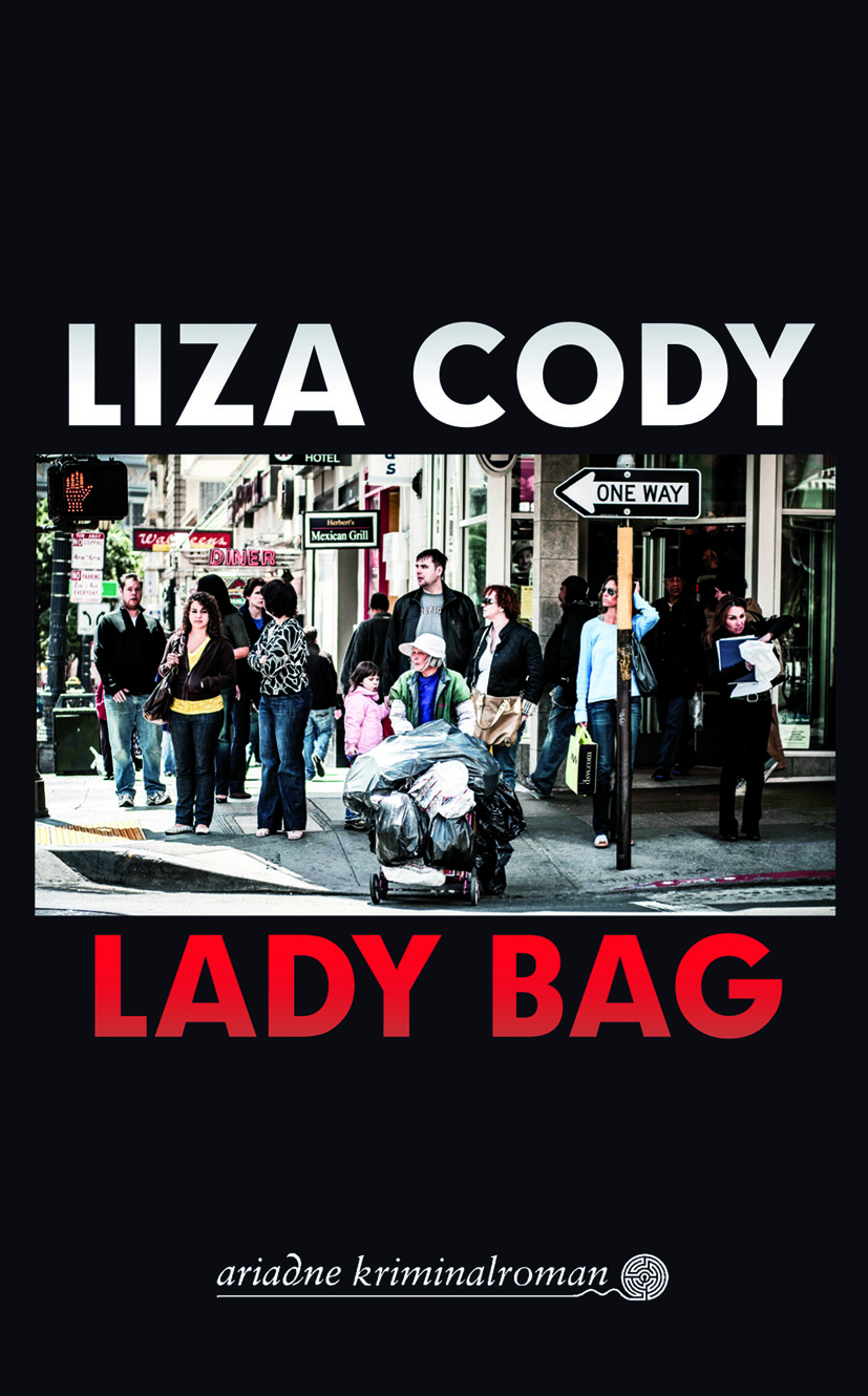 Liza Cody – Lady Bag (Buch)