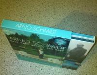 Arno Schmidt Gewinnspiel - Cover © arte/MFA+, Foto privat