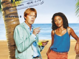 Death In Paradise Staffel 3 (Cover © edel Motion)