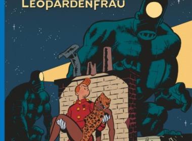 Die Leopardenfrau (Cover © Carlsen Verlag/Peter Mrozek)