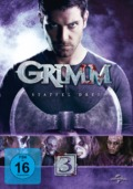 Grimm - Staffel 3 - Cover © Universal Pictures Home Entertainment