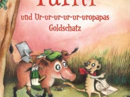 Julia Boehme & Julia Ginsbach - Tafiti 4 - Cover © Loewe Verlag