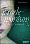 Lauren Oliver - Pandemonium (Cover © Carlsen)
