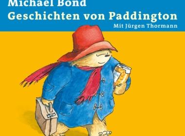 Michael Bond - Geschichten vom Paddington Hörbuch, Cover © Der Audio Verlag