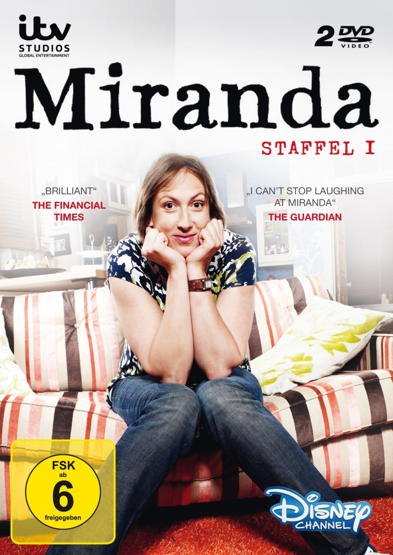 Miranda – Staffel 1 (TV-Serie/2DVD)