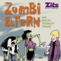 Zits 13 - Zombi-Eltern Cover © Lappan Verlag