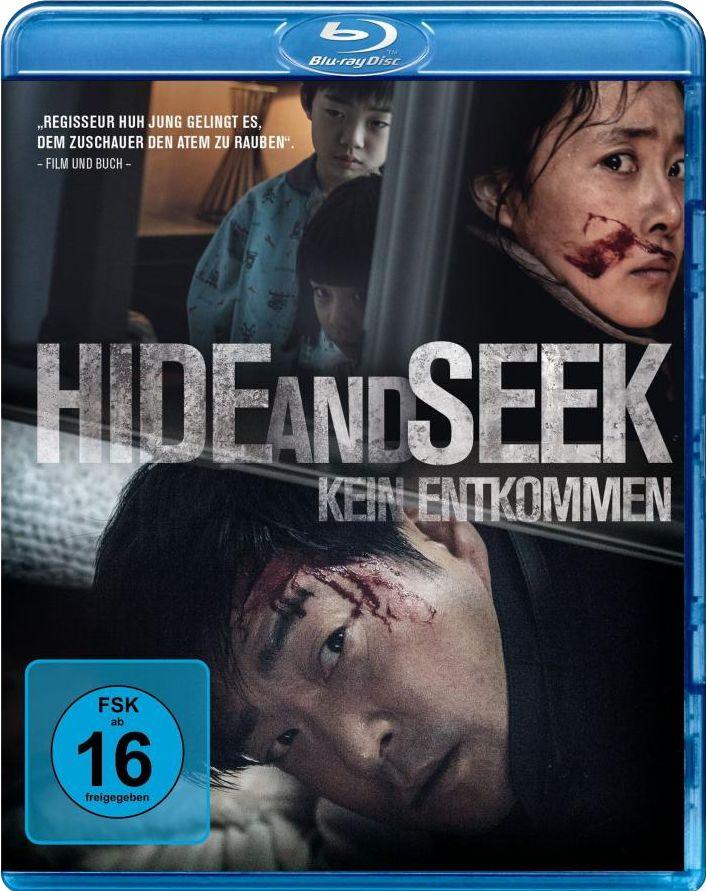 Hide And Seek (Spielfilm, DVD/Blu-Ray)