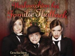 Alle Jahre wieder? Weihnachten bei Familie Thalbach (Cover © Random House Audio)