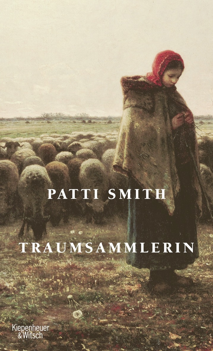 Patti Smith – Traumsammlerin (Buch)