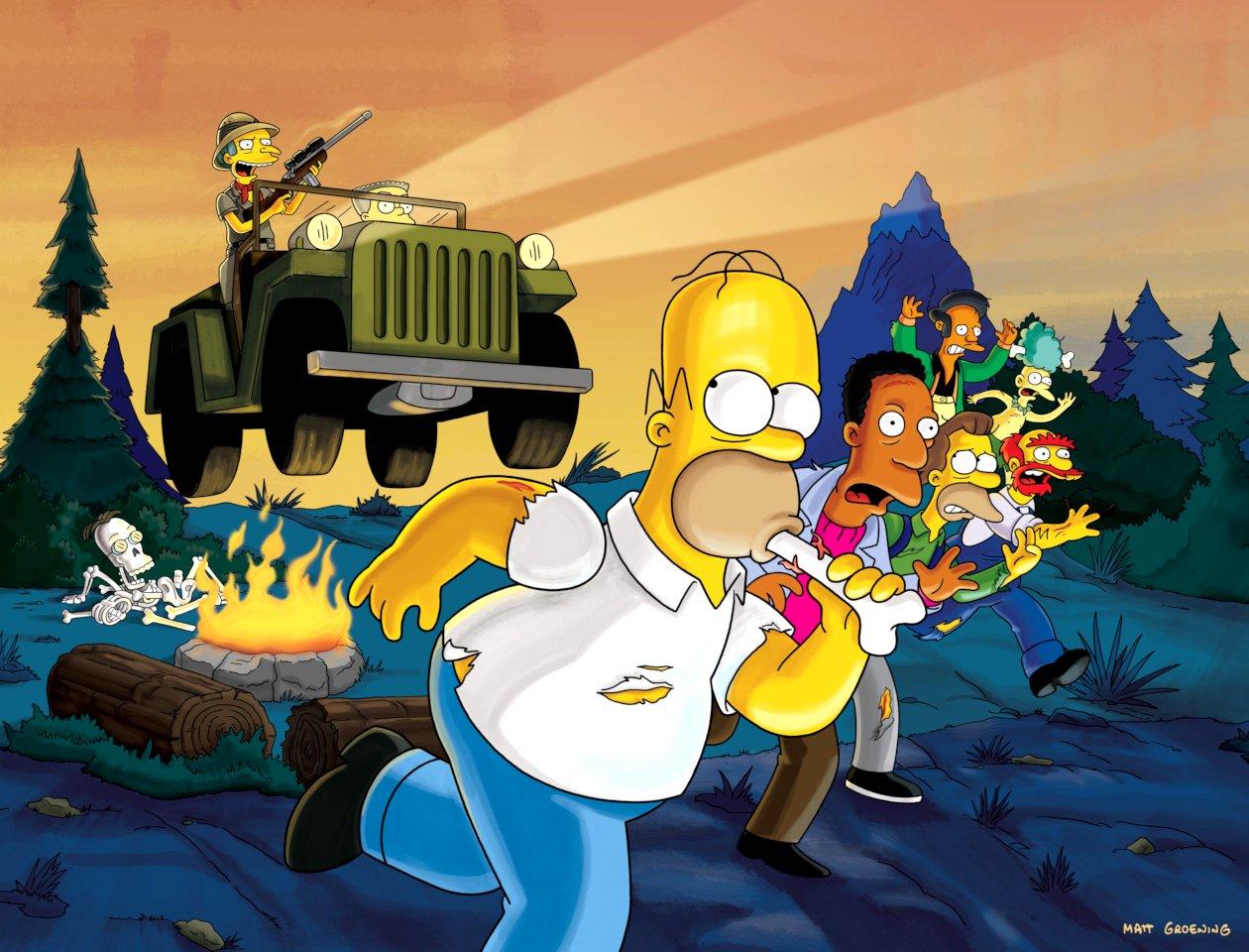 Simpsons Online Deutsch