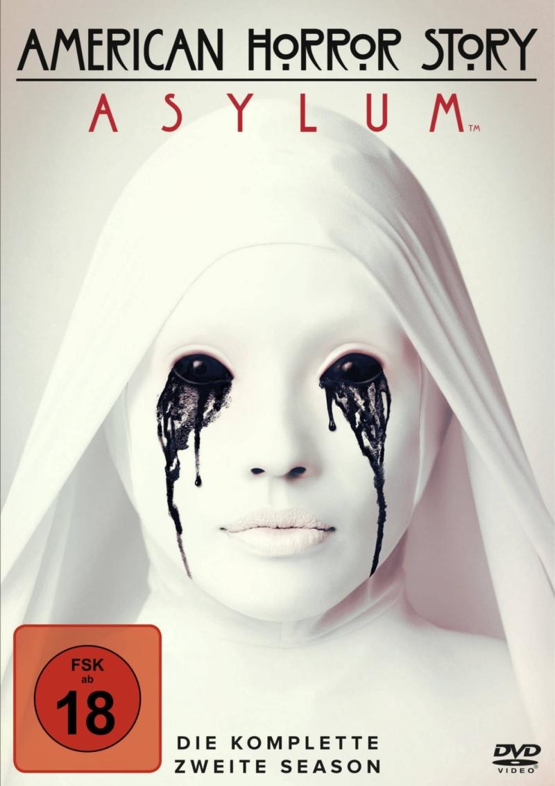 American Horror Story, Staffel 2 – Asylum (Serie, 3 Blu-rays)