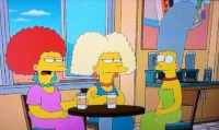 die simpsons marge-patty-selma