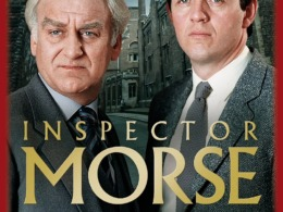 Inspector Morse - Staffel 1 - DVD Cover - © edel:Motion