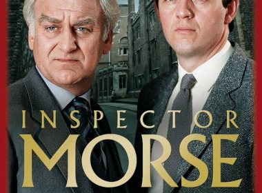 Inspector Morse - Staffel 1 - DVD Cover - © edel:Motion