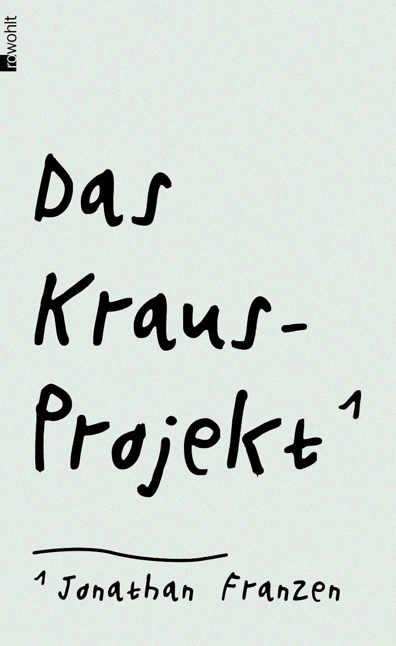 Jonathan Franzen – Das Kraus-Projekt (Buch)