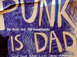 Roddy Doyle - Punk is Dad (Cover © Haffmanns & Tolkemitt)