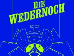 Stefan Bachmann - Die Wedernoch (Buch) Cover © Diogenes Verlag