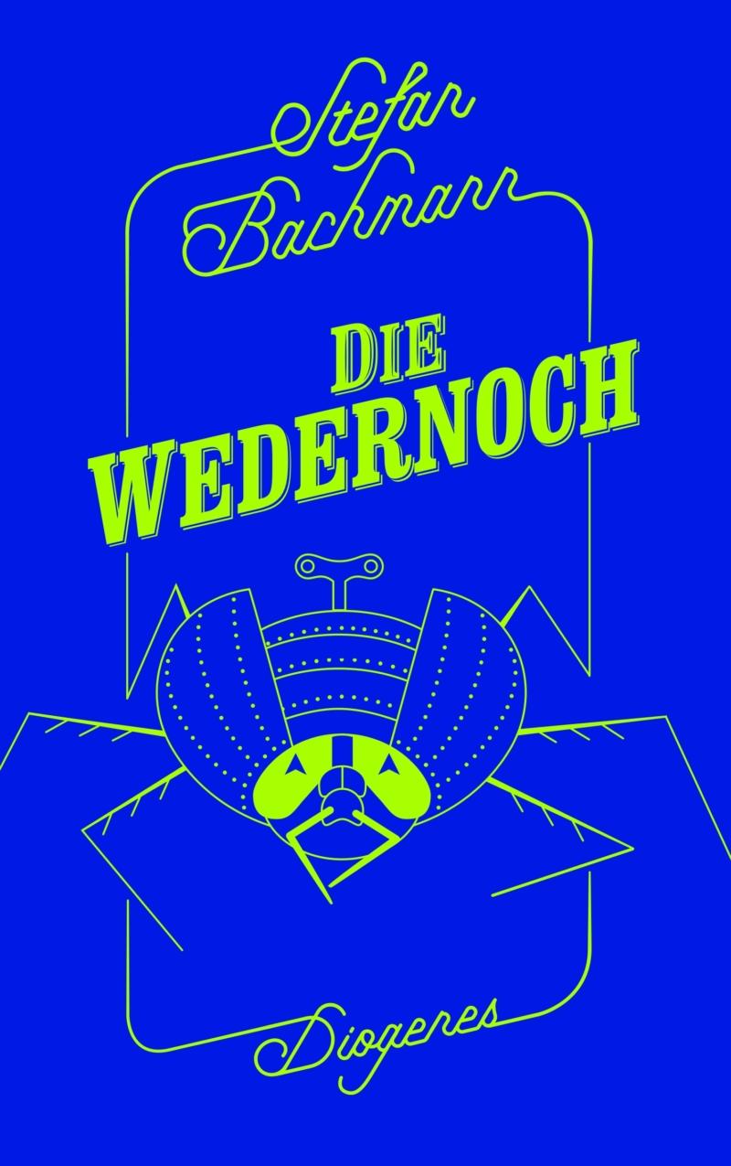 Stefan Bachmann – Die Wedernoch (Buch)