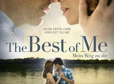The Best of Me Filmplakat © Senator Film