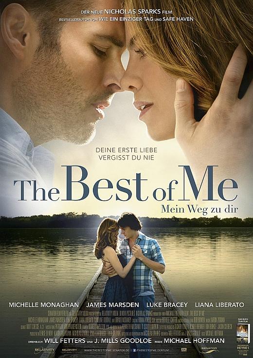 The Best of Me Filmplakat © Senator Film