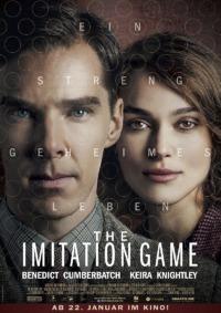 The Imitation Game - Filmplakat © SquareONE Entertainment